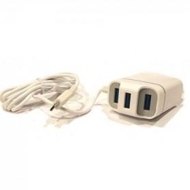 Carregador Dual USB Charger 3.1A Pmcell