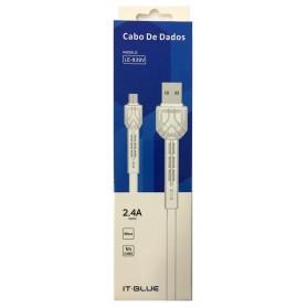 Cabo de Dados 2.4A IOS 1m Iphone LE-839L