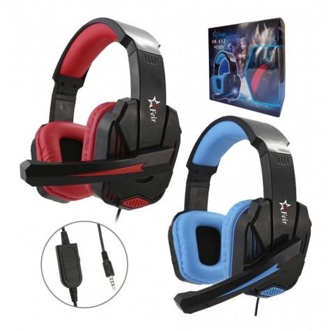 Fone De Ouvido Headset Gamer Feir P2 Xbox One Ps4 Pc Fr-512