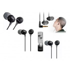 Fone de Ouvido Sony Intra-Auricular MDR-EX15LP Preto