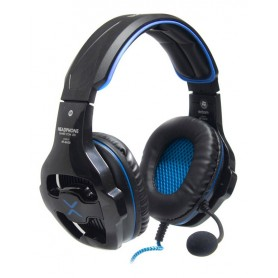Fone de Ouvido Headphone Gamer com Led - Exbom