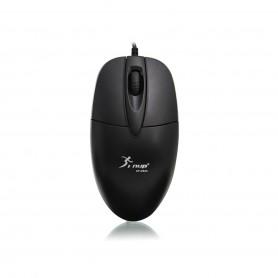 Mouse Óptico Com Fio - Knup