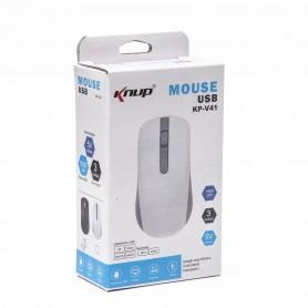 Mouse USB KP-V41 - Knup