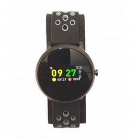 Relógio Smartwatch Sport Buetooth Mtr-09 Preto