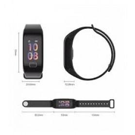 Relógio SmartWatch Pulseira Inteligente Monitor Corrida Tomate MTR-22