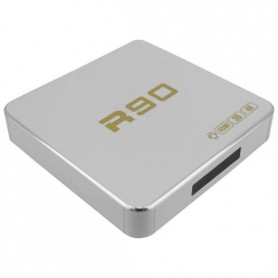Receptor TV Box Smart R90 8K 32GB / 4GB RAM / Android 9.0 - Branco